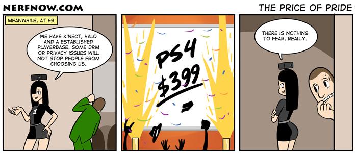 The Price Of Pride