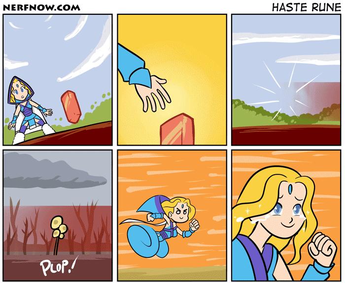 Haste Rune