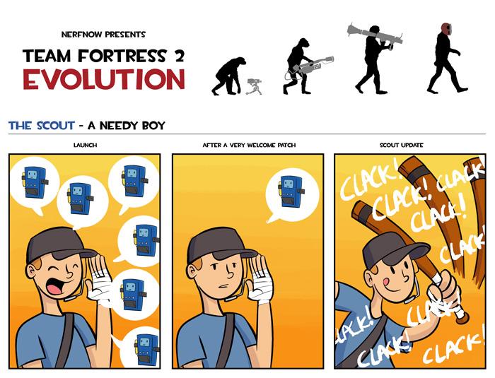 Scout Evolution
