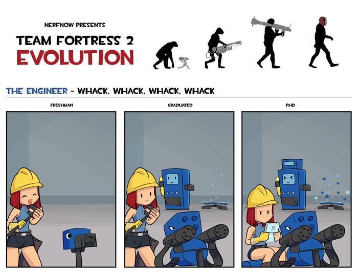 Engineer Evolution