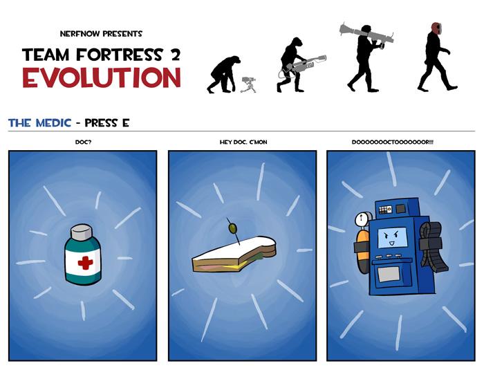 Medic Evolution