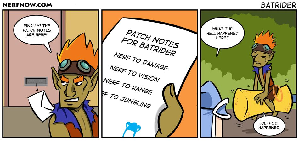 Batrider