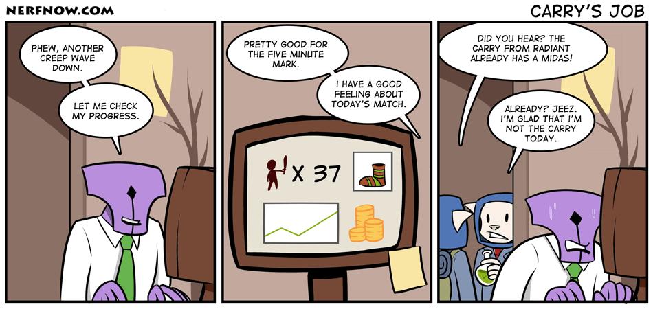Carry's Job