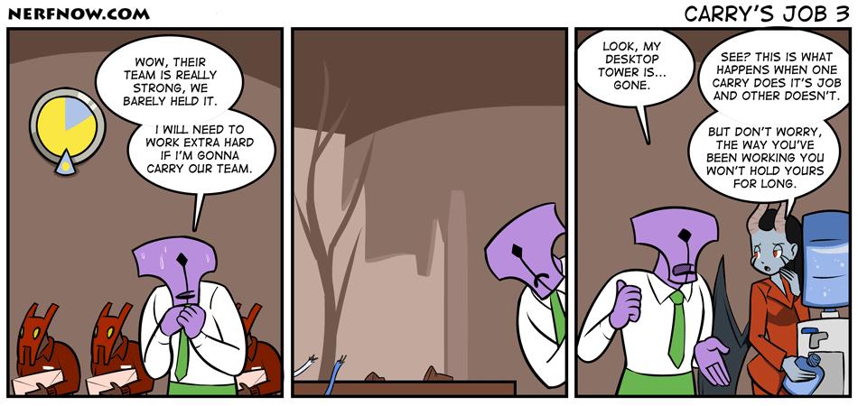 Carry's Job 3