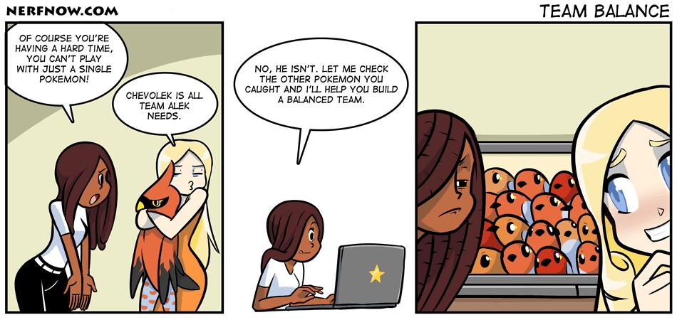 Team  Balance