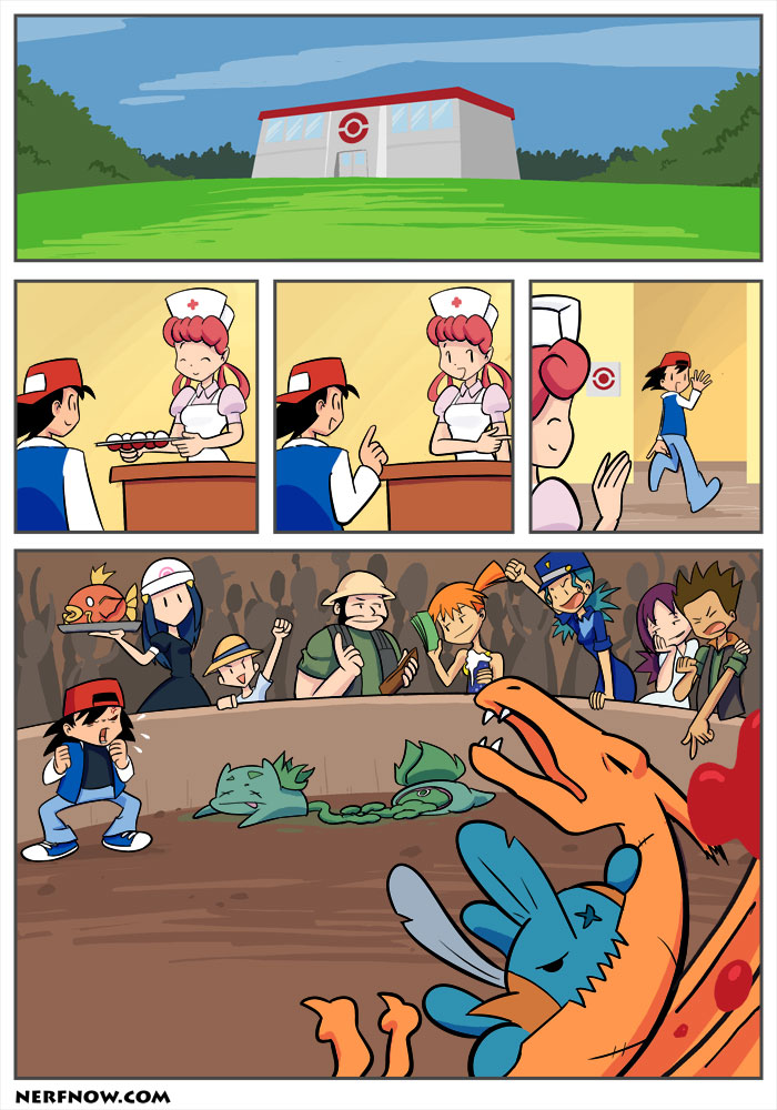 Very pity Pokemon james boobs for that