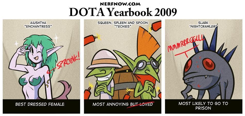 DOTA Yearbook