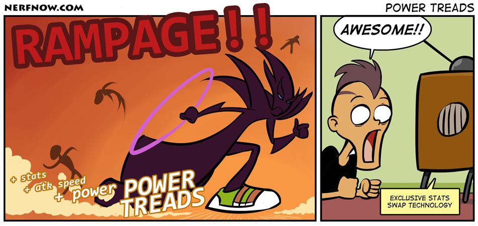 Power Treads
