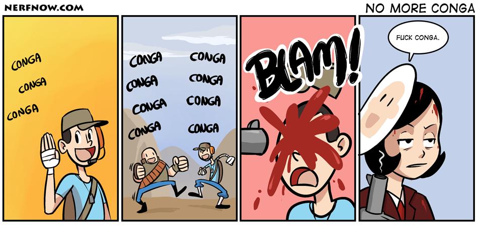 No More Conga