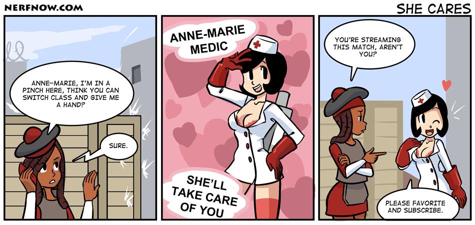 She Cares