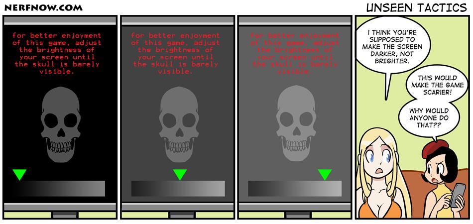 Unseen Tactics