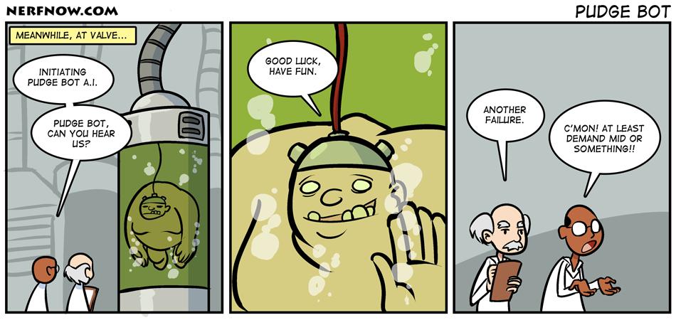 Pudge Bot