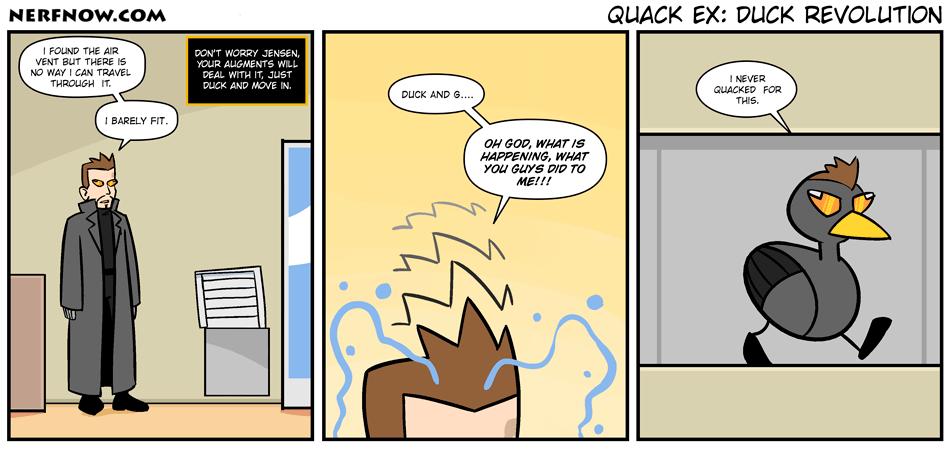 Quack Ex: Duck Revolution