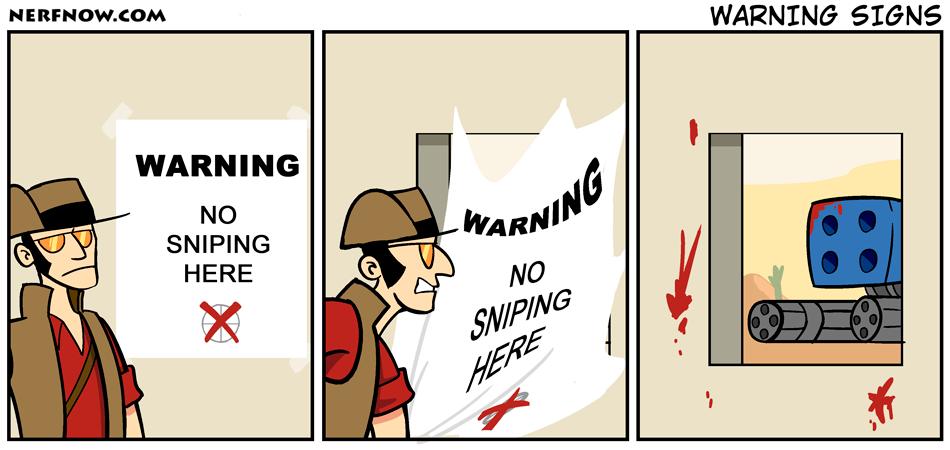 Warning Sings