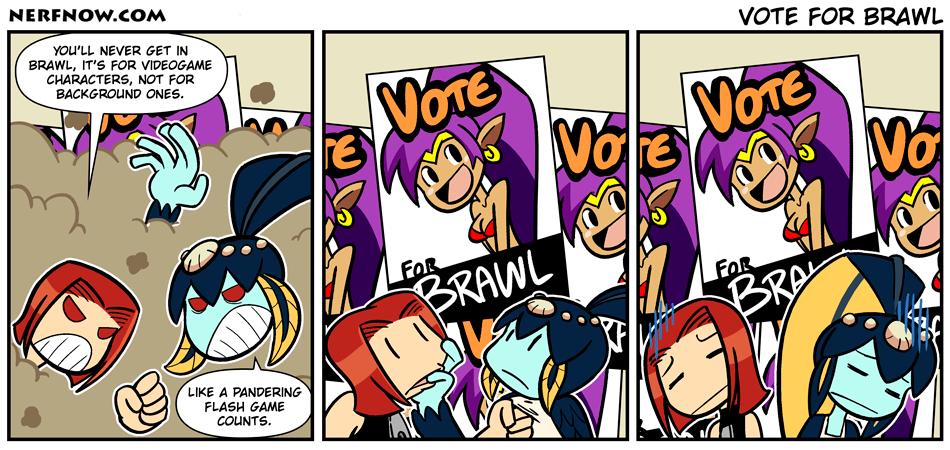 Vote For Brawl