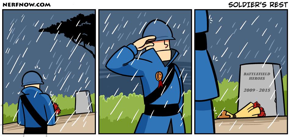 Soldier's Rest