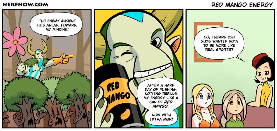 Red Mango Energy