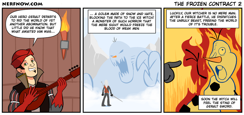 The Frozen Contract 2