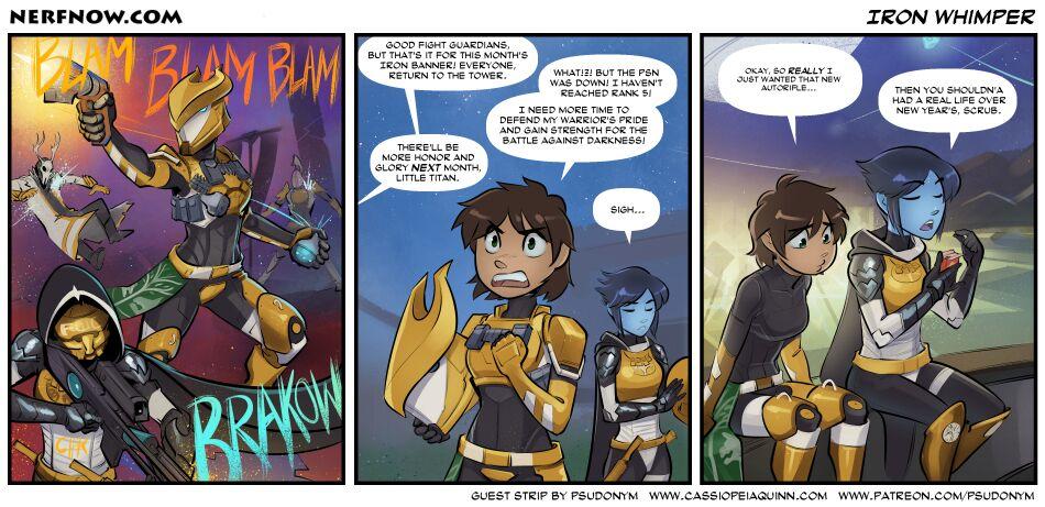 Demonic Webcomics Page 55 Penny Arcade