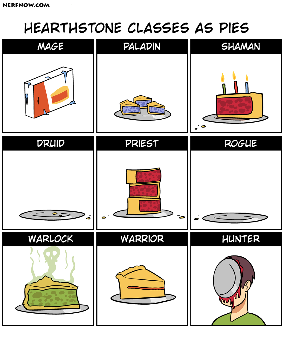 Hearthstone Pie