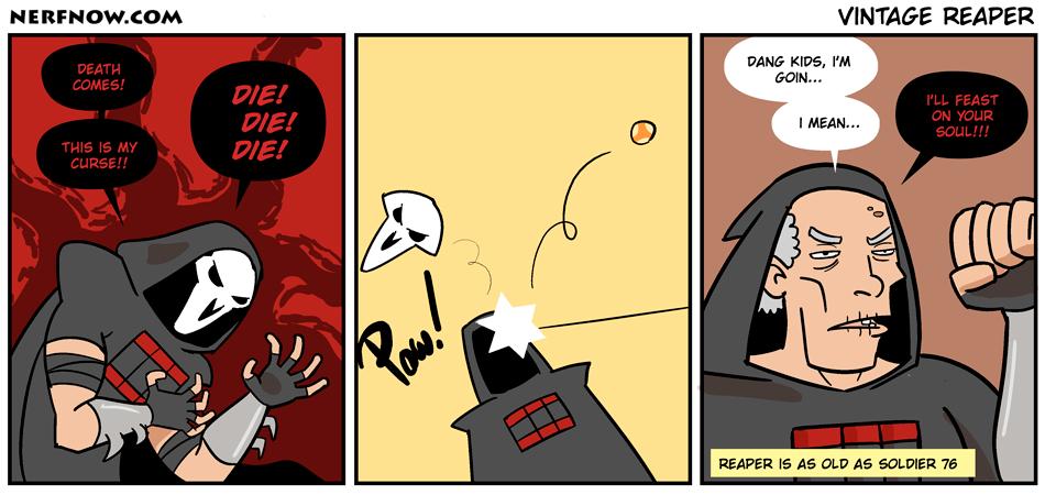 Vintage Reaper