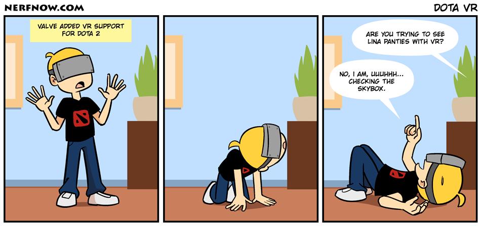 Dota VR