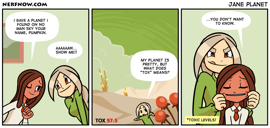 Jane Planet