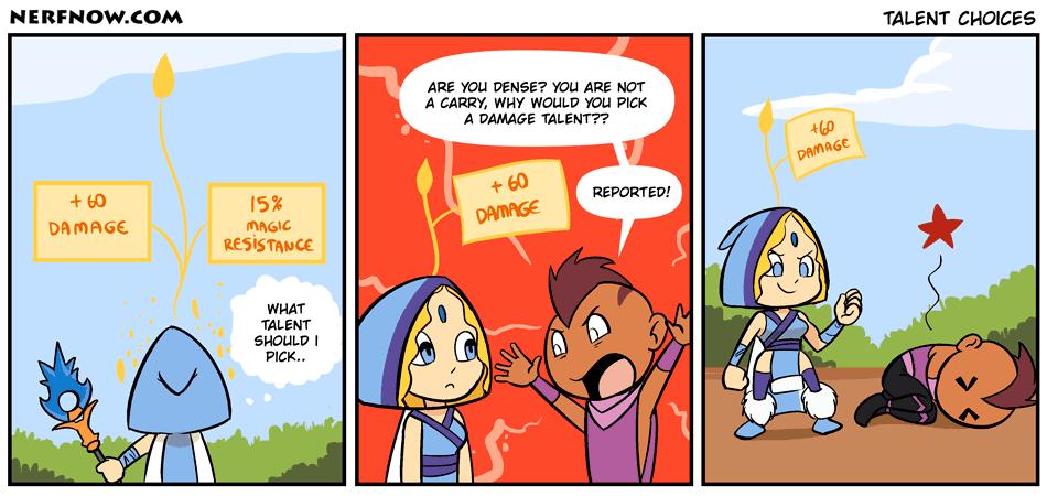 Talent Choices