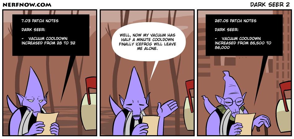 Dark Seer 2