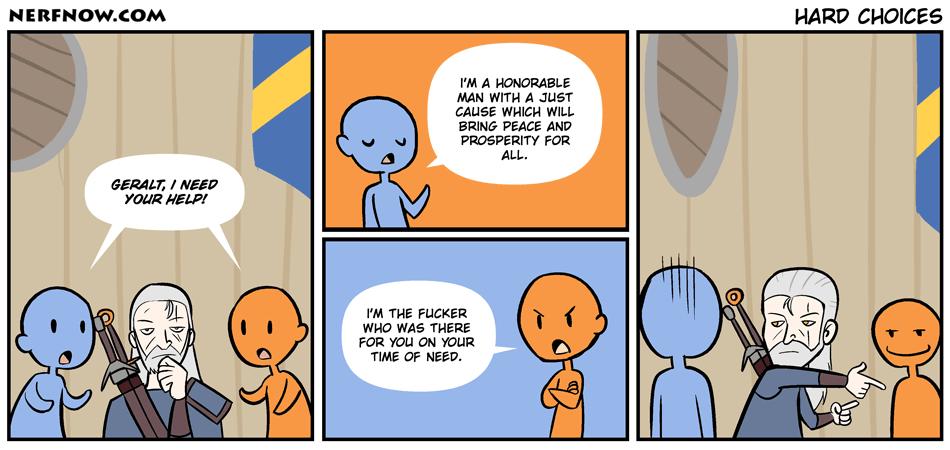Hard Choices