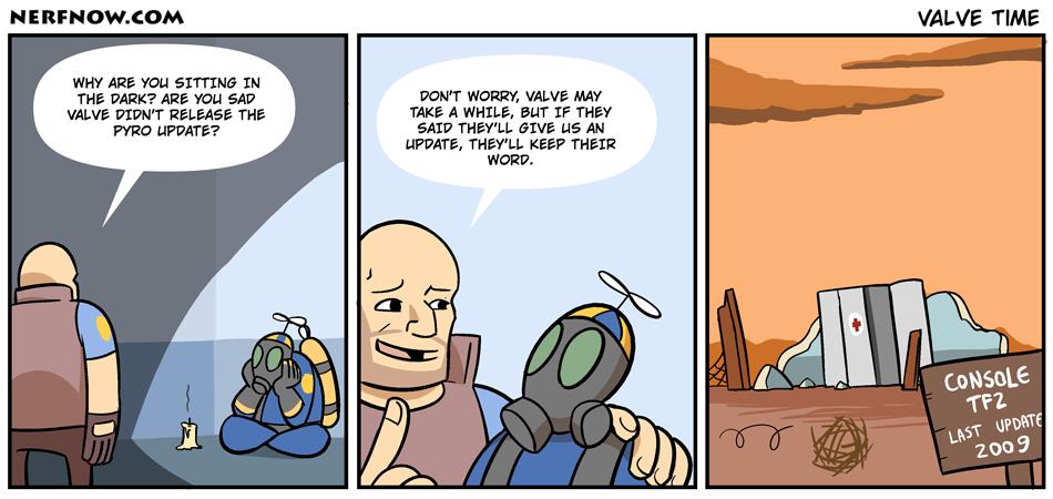 Valve Time
