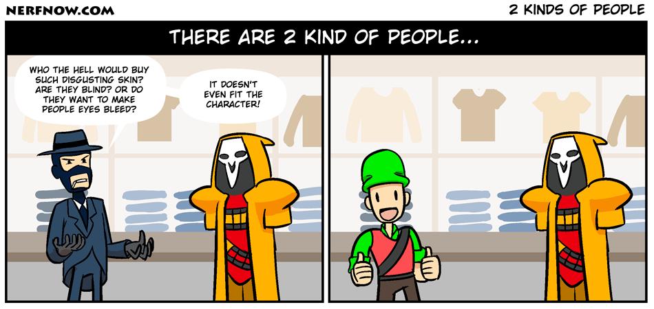 2 Kind of People