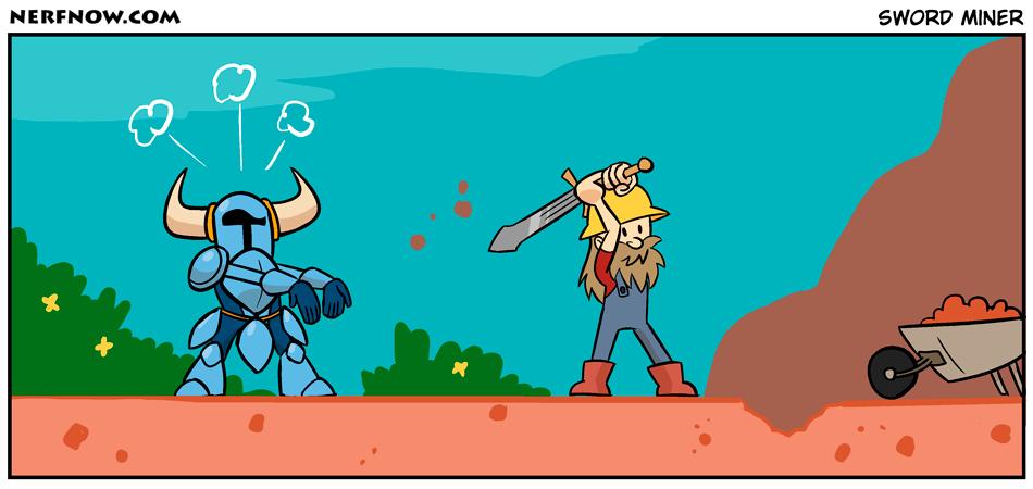 Sword Miner