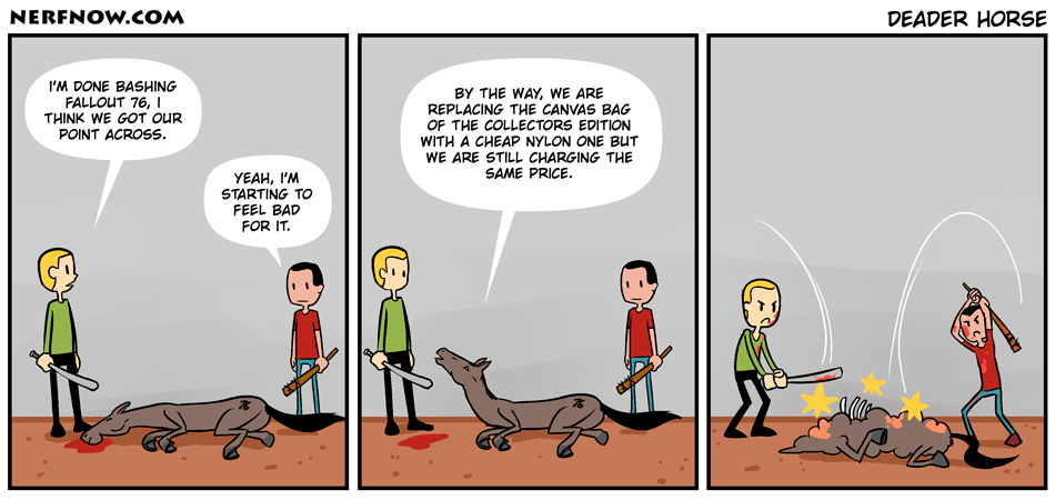 Deader Horse