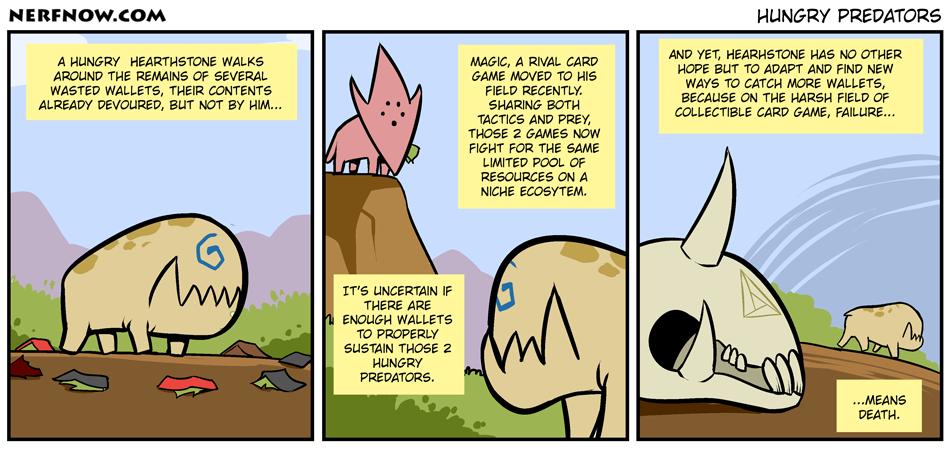 Hungry Predators