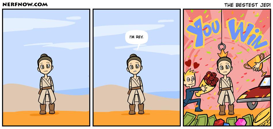 The Bestest Jedi