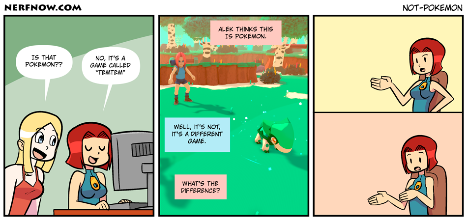 Not-Pokemon