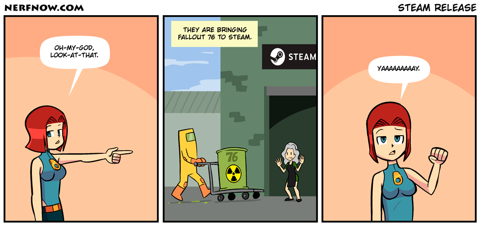 Steam Release