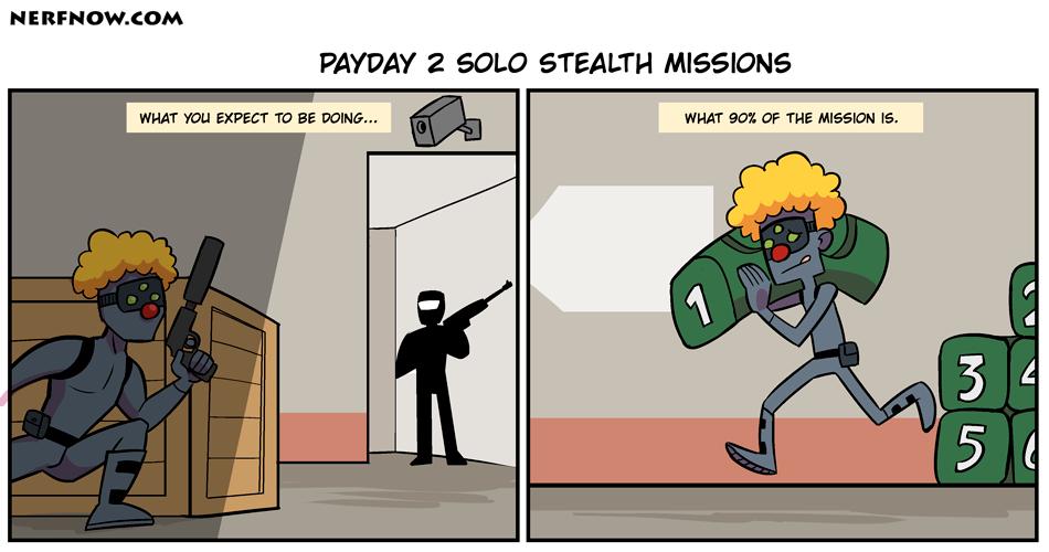 Solo Stealth