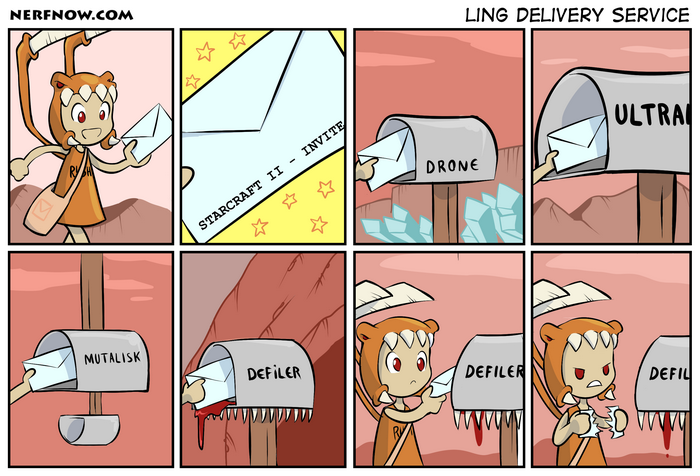 Ling Delivery Service