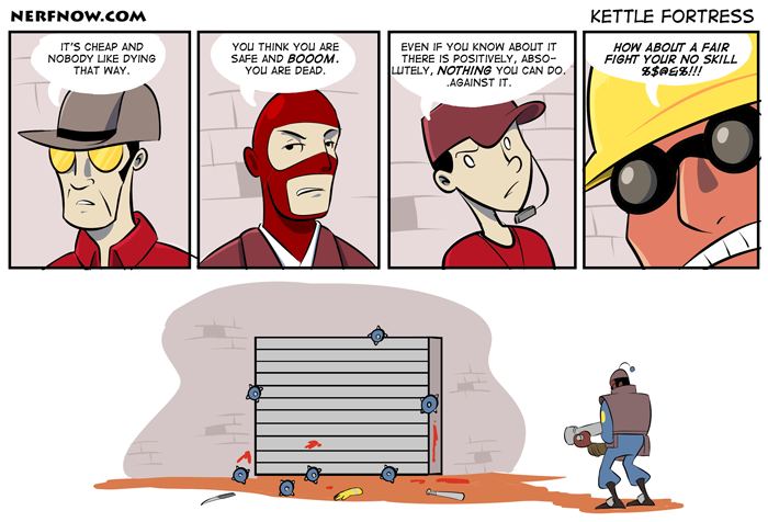 Kettle Fortress