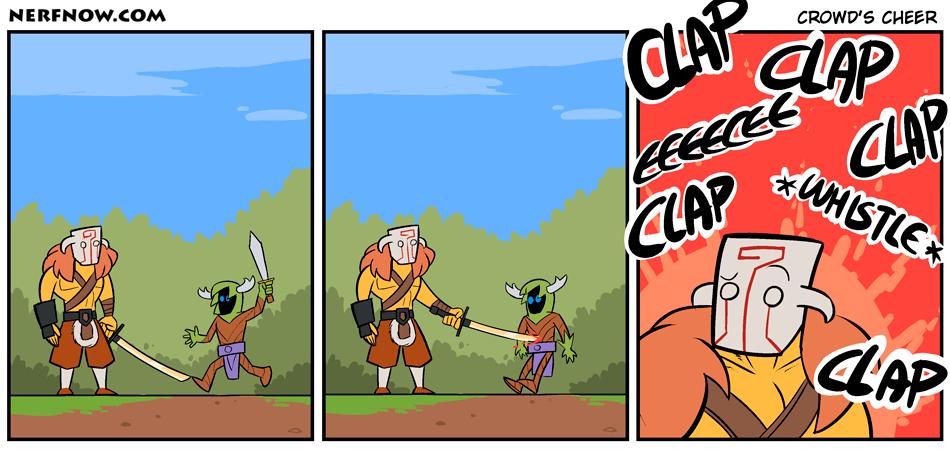 Crowd's Cheer