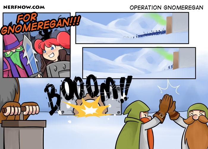 Operation Gnomeregan