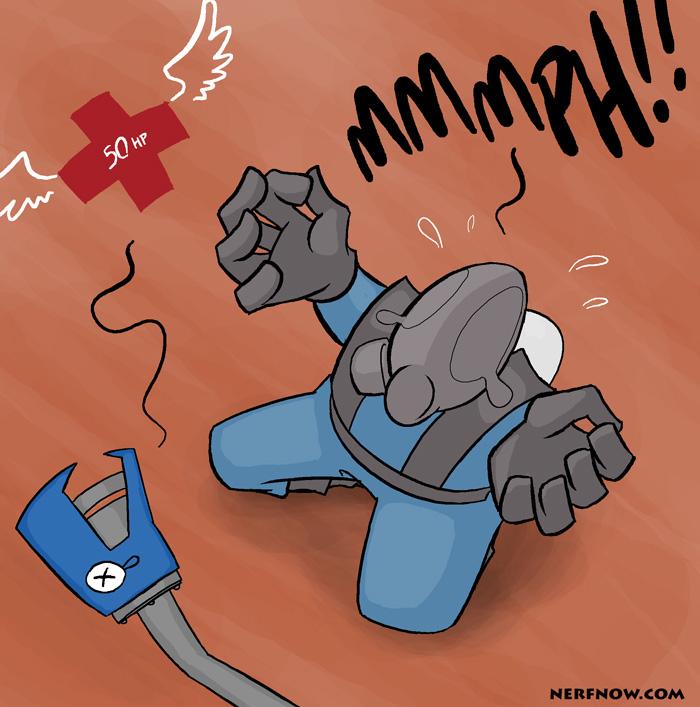 Nerf NOW!! — Nerfed!