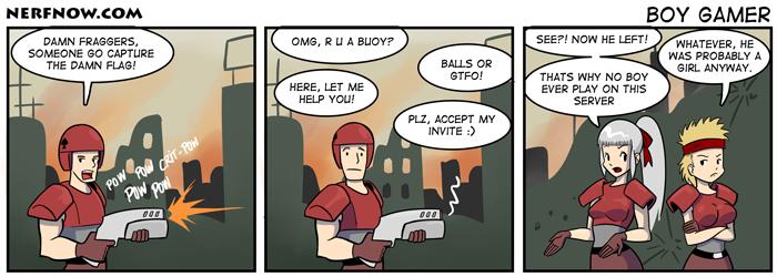 Boy Gamer