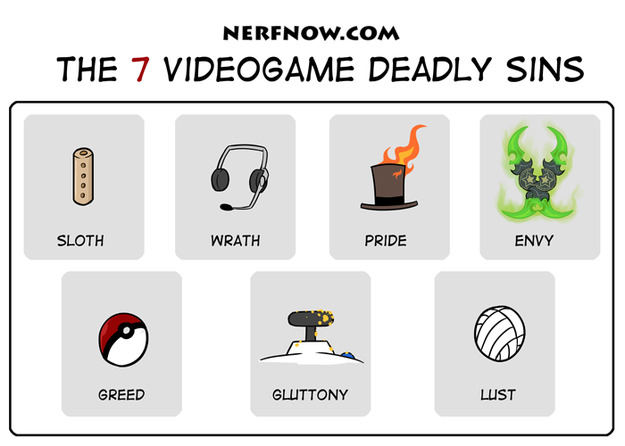 Nerf Now Comments For 7 Deadly Sins