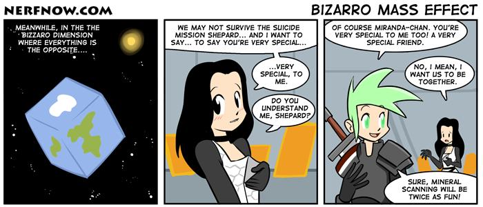Bizarro Mass Effect