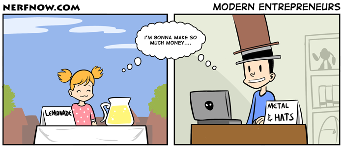 Modern Entrepreneurs