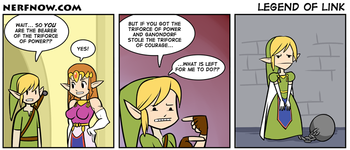 Nerf Now Legend Of Link