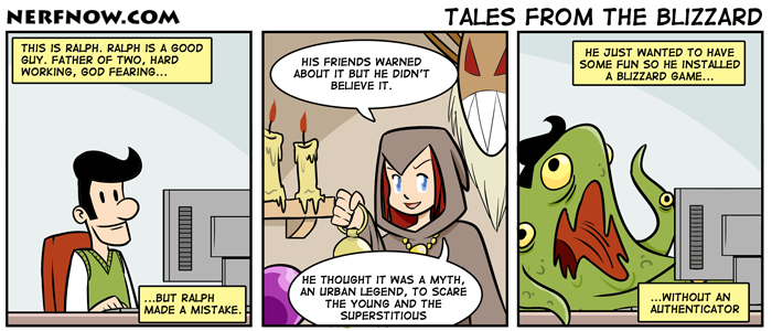 Tales From The Blizzard